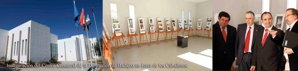Inauguracion en Jerez de los Cros