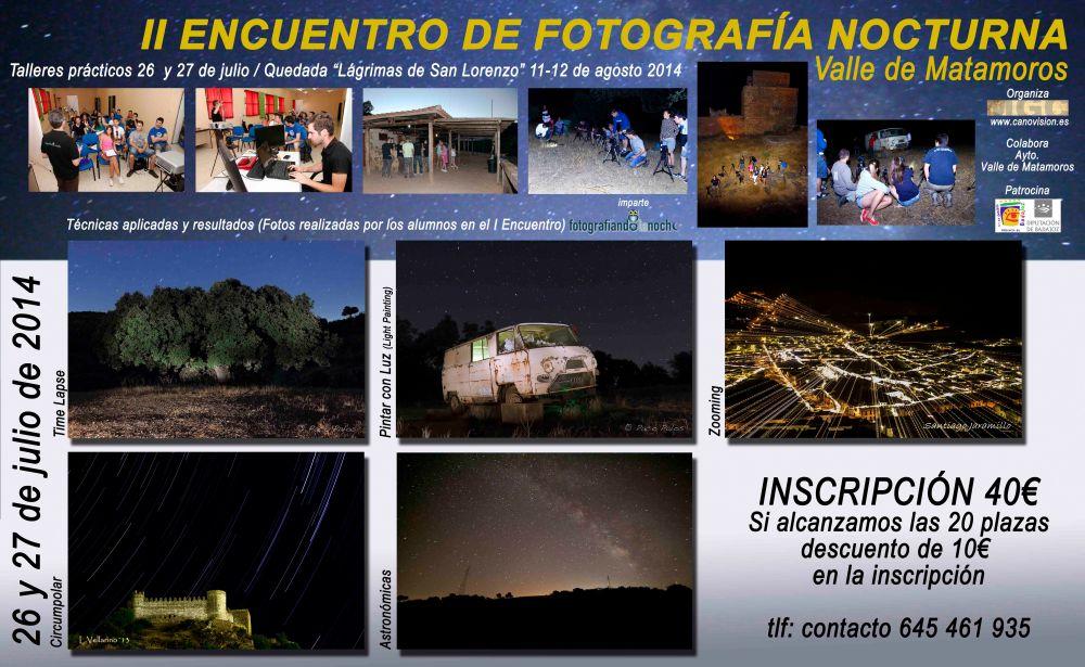 Cartel II Encuentro web